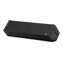 KitSound - Black  boombar 2 speaker