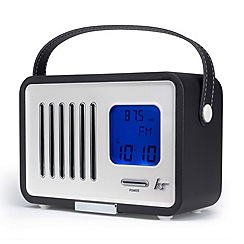KitSound - Cream FM radio & speaker