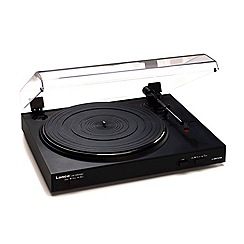 Lenco - Black turntable with USB connection VINYL
