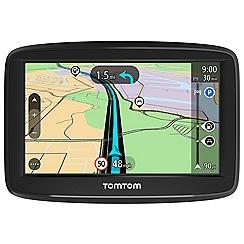 Tom Tom - Black START 42, 4.3inch Europe map sat nav