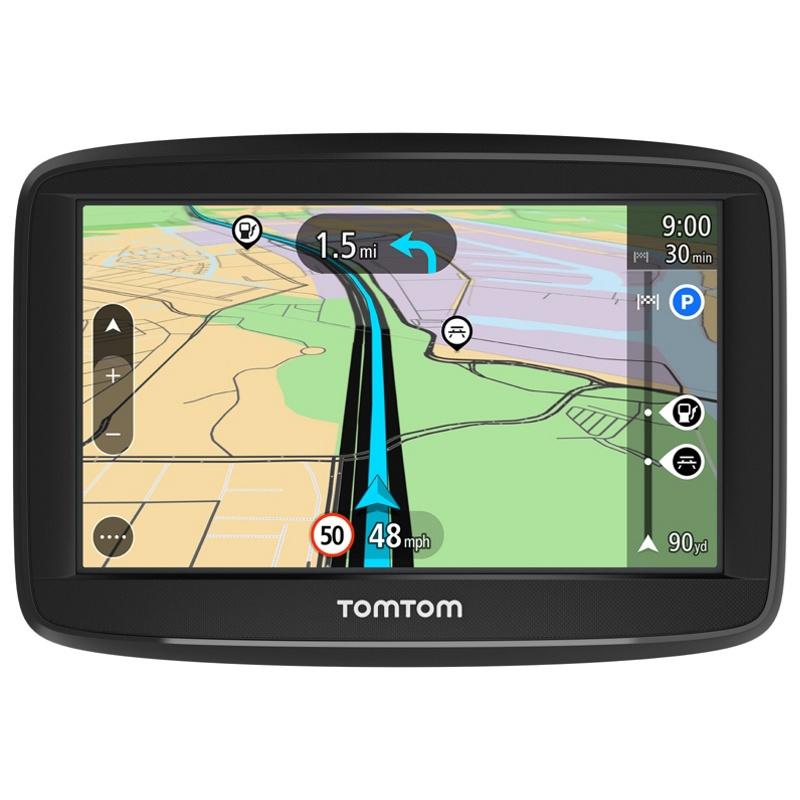 Tom Tom Black START 42, 4.3inch Europe Map Sat Nav