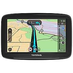 Tom Tom - Black START 52, 5inch U.K map sat nav