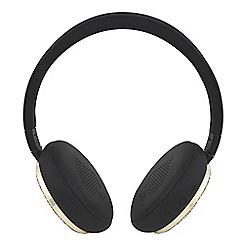Kate Spade - New york black wireless headphones KSNYWHP-BGL