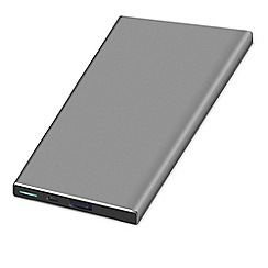 KitSound - Platinum 5000MAH power bank PWRALU5SG