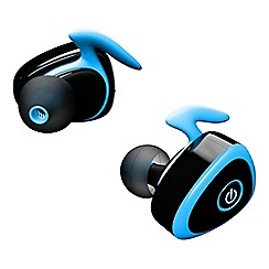 KitSound - Comet buds wireless headphones KSCOMBUDBL