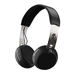 Skullcandy - Grind Bluetooth Wireless On-Ear Headphones SCS5GBW-J539