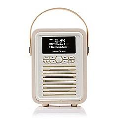 Viewquest - Retro mini radio VQ-Mini-WH