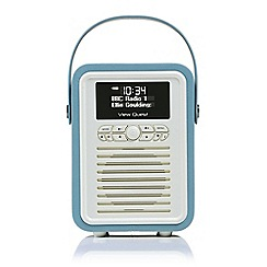 Viewquest - Retro mini radio VQ-Mini-BL