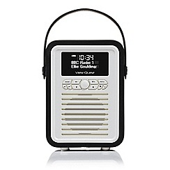 Viewquest - Retro mini radio VQ-Mini-BK