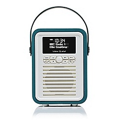 Viewquest - Retro mini radio VQ-Mini-TL