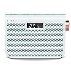 Pure - White one midi series 3S FM/DAB/DAB+ radio - 149894