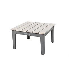 Debenhams - Grey 'Verdi' garden side table