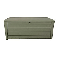 Debenhams - Green 'Verdi' outdoor storage box