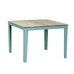 Debenhams - Green 'Verdi' outdoor side table