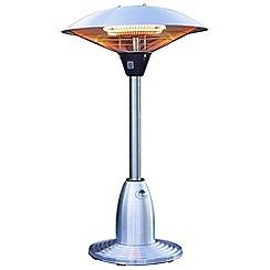 La Hacienda - 2100W electric halogen patio or table top heater