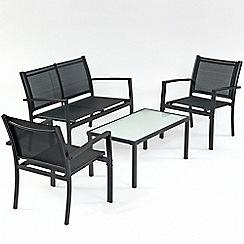 Debenhams - 'Brasilia' table and chairs set