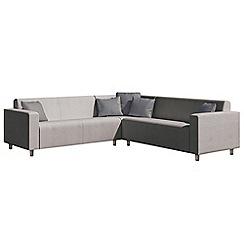 Debenhams - 'Frejus' corner sofa