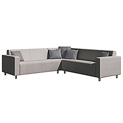 Debenhams - Frejus' garden corner sofa