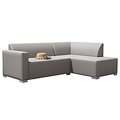 Debenhams - 'Tamworth' outdoor corner sofa