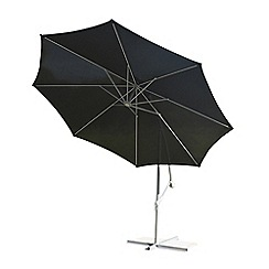 Debenhams - 'Cantilever' 3m parasol