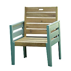 Debenhams - Green 'Verdi' garden lounge chair