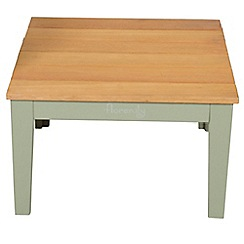 Debenhams - Green 'Verdi' garden side table