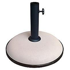 Debenhams - Concrete 15kg parasol base