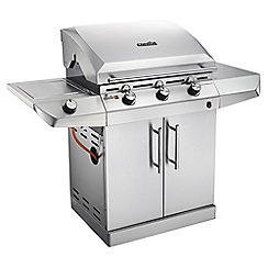 Charbroil - Silver 'Performance T-36G5' barbeque with cover
