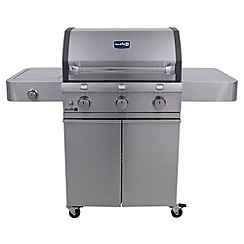 Charbroil - 'T5000' gas barbeque with cover