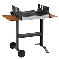 Dancook - 5000 Box charcoal barbeque with cover