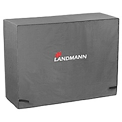 Landmann - Medium grey barbeque cover