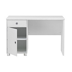 Alphason - White 'Marywood' desk