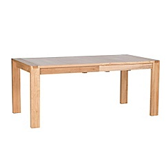 Willis & Gambier - Oak 'Monterey' large extending table