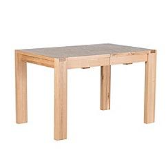 Willis & Gambier - Oak 'Monterey' small extending table