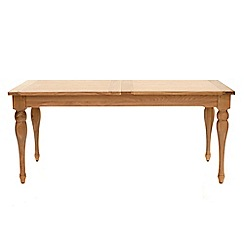 Willis & Gambier - Oak 'Worcester' large extending table