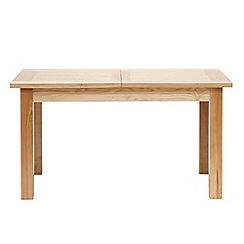 Willis & Gambier - Ash 'Denver' small extending table