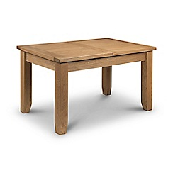 Debenhams - Oak 'Arlington' extending table