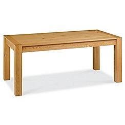 Debenhams - Oak 'Lyon' large extending table