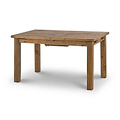 Debenhams - Pine 'Whistler' extending dining table