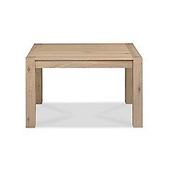 Debenhams - Oak 'Turin' small extending table