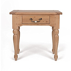 Willis & Gambier - Oak 'Worcester' hallway table