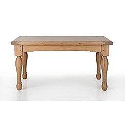 Willis & Gambier - Oak 'Worcester' coffee table