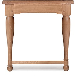 Willis & Gambier - Oak 'Worcester' side table