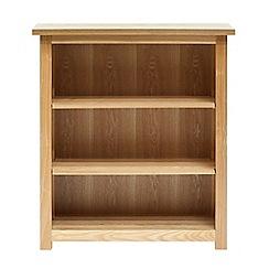 Willis & Gambier - Ash 'Denver' small bookcase