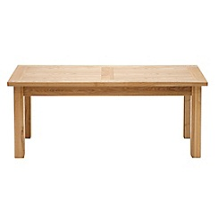 Willis & Gambier - Ash 'Denver' coffee table
