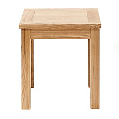 Willis & Gambier - Ash 'Denver' side table