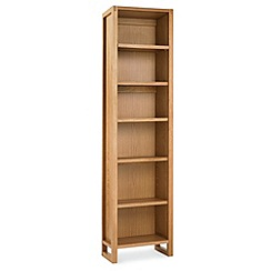 Debenhams - Oak 'Studio' bookcase