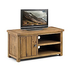 Debenhams - Pine 'Whistler' TV unit