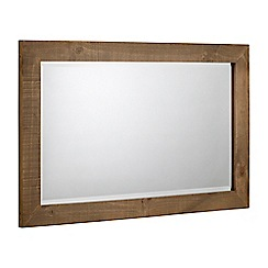 Home Collection - Pine 'Whistler' wall mirror