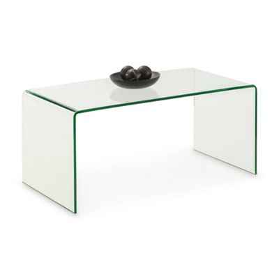 debenhams bone inlay 'zig zag' coffee table | debenhams